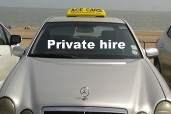 Minicabs,Private hire taxis